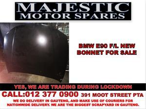 Bmw E90 face lift new bonnet for sale