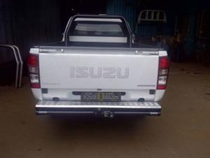 Various Tow Bars and Roll Bars