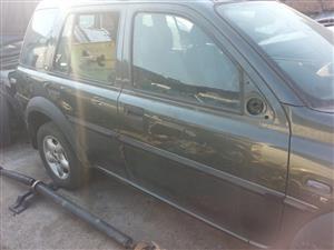 Doors for Land Rover Freelander 1 for sale   AUTO EZI