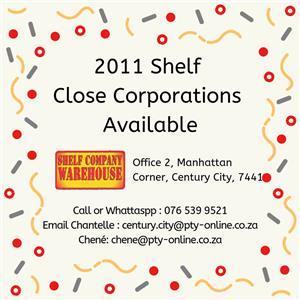 Shelf Close Corporations