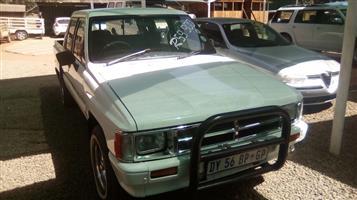 1996 Toyota Hilux double cab HILUX 2.4 GD 6 RB S P/U D/C
