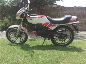 1985 - Yamaha RZ50cc - Collector's Item