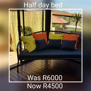 Half day bed for sale