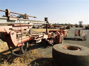 SANDVIK Drill Rig - ON AUCTION