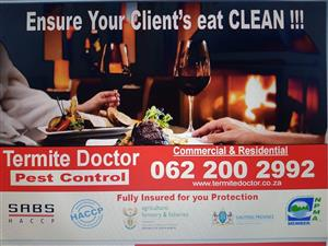 TERMITE DOCTOR East Rand