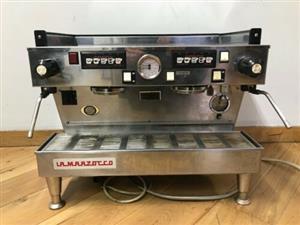 LA MARZOCCO LINEA 2 group Espresso coffee machine with pump and filter