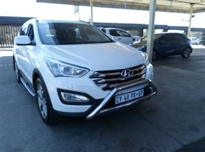 2014 Hyundai Santa FE Santa Fe 2.2CRDi 4WD Executive