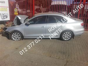 VW Jetta 6 stripping for spares