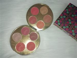 10 Color blush pallet