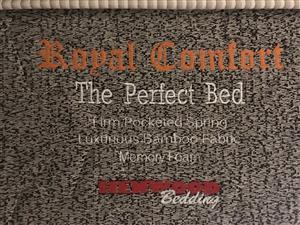Henwood Bedding ROYAL COMFORT King XL Mattress
