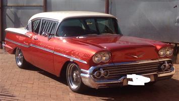 58 Chevy 2Door