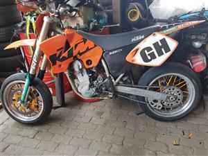 2009 KTM 525 EXC