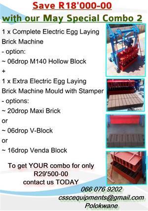Brick Machine Special