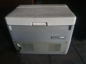 Coleman Thermo-Electric cooler and warmer