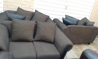 Lounge Set with Pillows for Sale