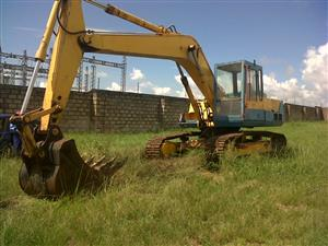 Komatsu 20 ton Excavator PC-210