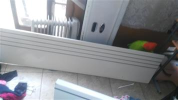 White headboard for sale