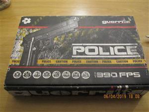 Guerilla Police KWC Co2 Pistol