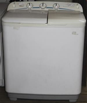Defy twin tub washing machine white S036292A