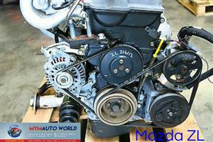 Imported used  MAZDA 2/3 1.5L, ZL engines. Complete second hand used engine
