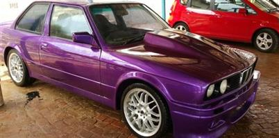 BMW E30 box shape for stripping