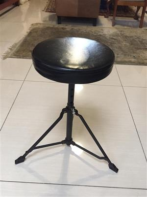 Drummers stool /chair - to keep the beat!