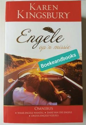 Engele Op N Missie - Karen Kingsbury - Omnibus.
