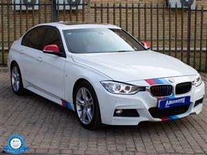 2013 BMW 3 Series 320d Sport Line auto