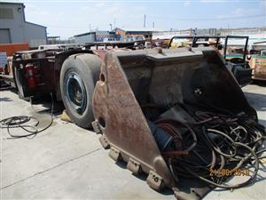 Sandvik S10 EJC777 Load Haul Dumper - ON AUCTION