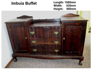 Imbuia Buffet