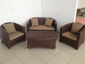 REDUCED EVEN FURTHER IMPORTED PATIO SETS
