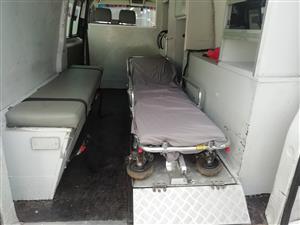 2012 VW Transporter panel van