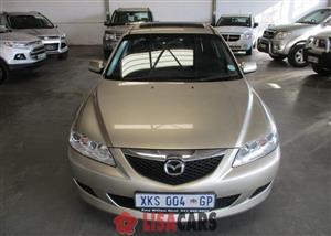 2004 Mazda 6 Mazda 2.3 Sporty Lux Activematic