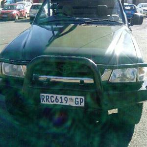 1999 Toyota Hilux single cab HILUX 2.7 VVTi RB SRX P/U S/C