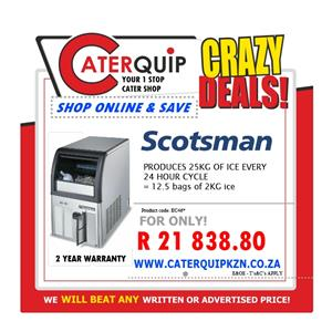SCOTSMAN ICE MAKER