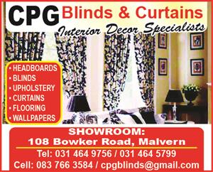 Cpg Blinds And curtains