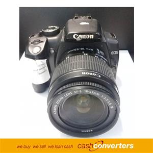 190038 Camera 18-55mm Lens Canon