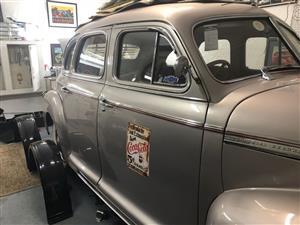 1941 Chevrolet Super Deluxe