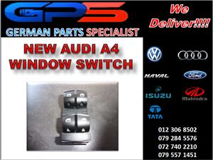 New Audi A4 Main Window Switch for Sale