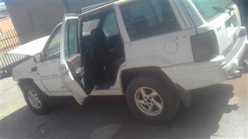 1997 Jeep Grand Cherokee GRAND CHEROKEE 3.6L 75TH