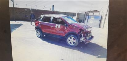 HAVAL H1 stripping for spares