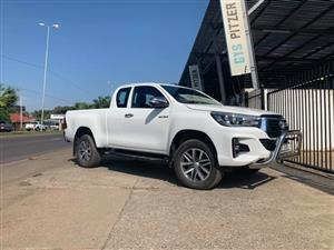 2019 Toyota Hilux 2.8GD 6 Xtra cab Raider
