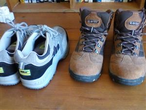 Talkies, boots size 11