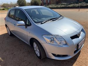 2008 Toyota Auris 1.6 RS M MT
