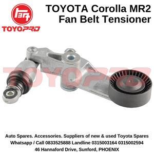 Fan Belt Tensioner for Toyota Corolla MR2