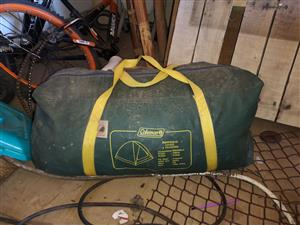 Coleman tent for sale