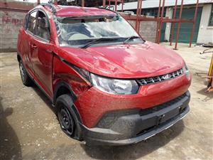 Mahindra KUV 100 RB - 2016 model - Stripping for spares