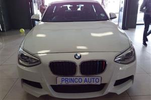 2014 BMW 1 Series 125i 5 door