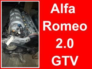 Alfa Romeo GTV 2.0 1999 engine for sale.