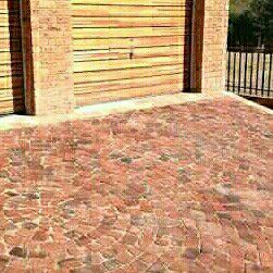 Half Brick Paving Supply and Installation @@@Affordable Rates